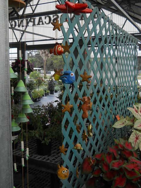 Nemo hanging decorations