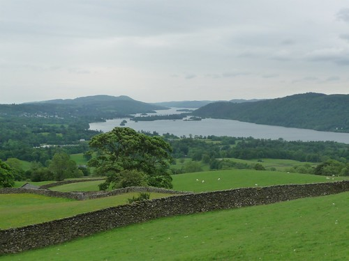 Wansfell Pike - Lake Windermere