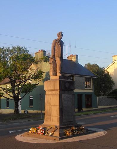 Séan Mac Diarmada Memorial, Kiltyclogher