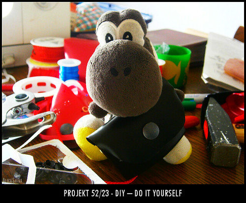 Projekt 52/23 - DIY – Do it yourself