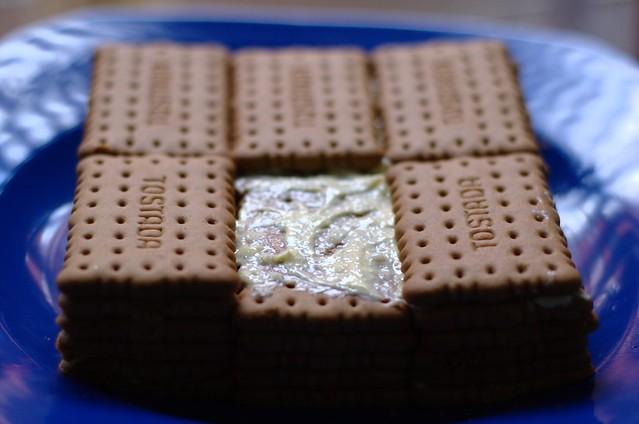 158/366: Tarta de galletas