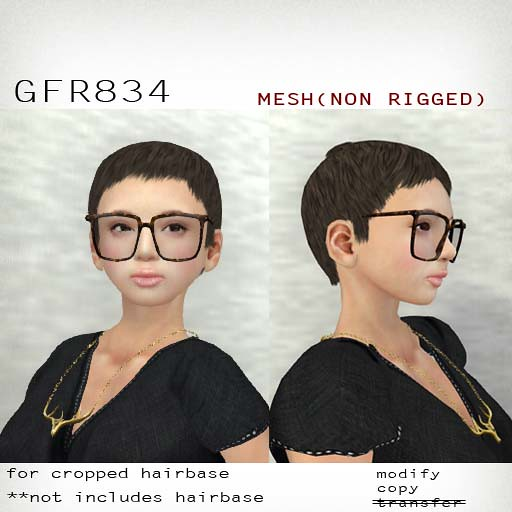 booN GFR834 hair