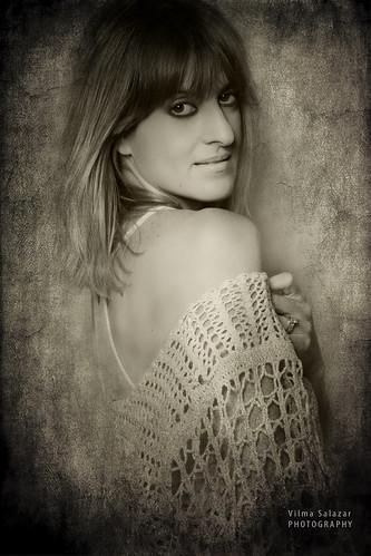 Andrea by Vilma Salazar