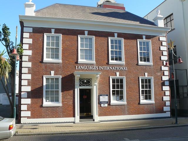Languages International Christchurch school building