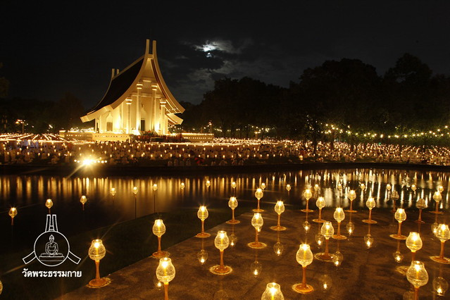 Vesak Day 2012 at Wat Dhammakaya