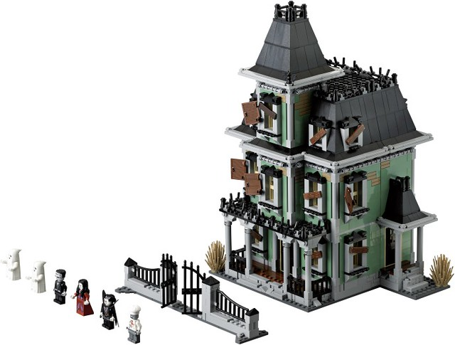 LEGO Monsters Fighters 10228 - Haunted House