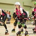 Dundee Roller Girls v Belfast Banshees Roller Derby June 9th 2012