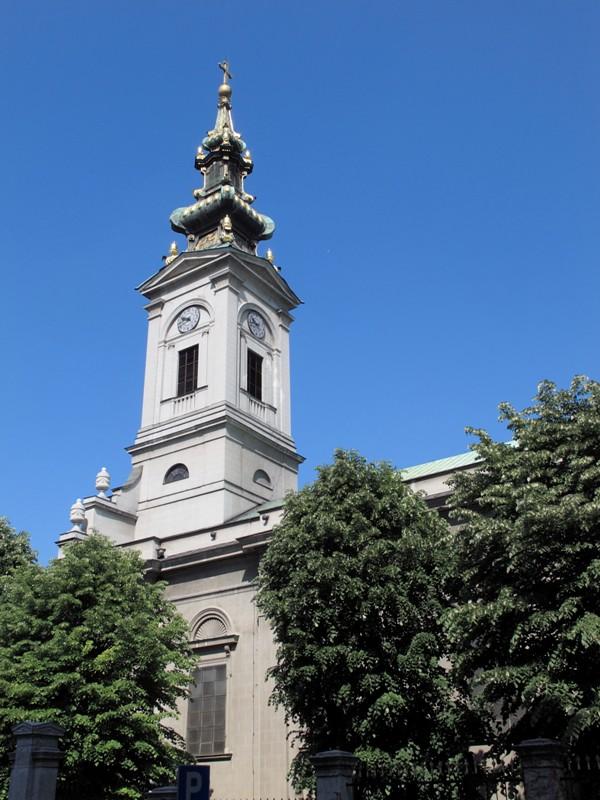 Cathédrale@Belgrade