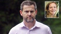 Gerard Baden-Clay,charged with murdering his wife, Allison
