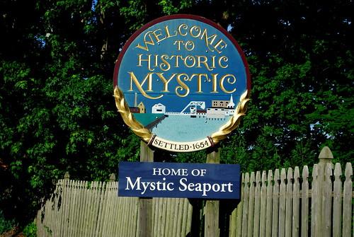 Mystic Arrival