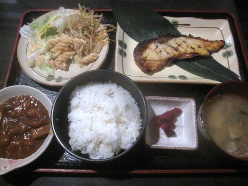 日替わり@漁師のあぶり屋(江古田)