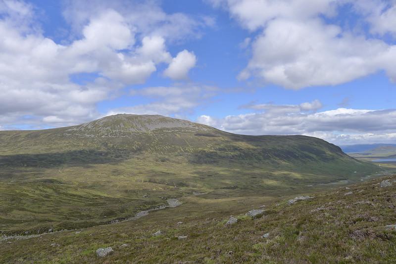 Gael Charn above Culra