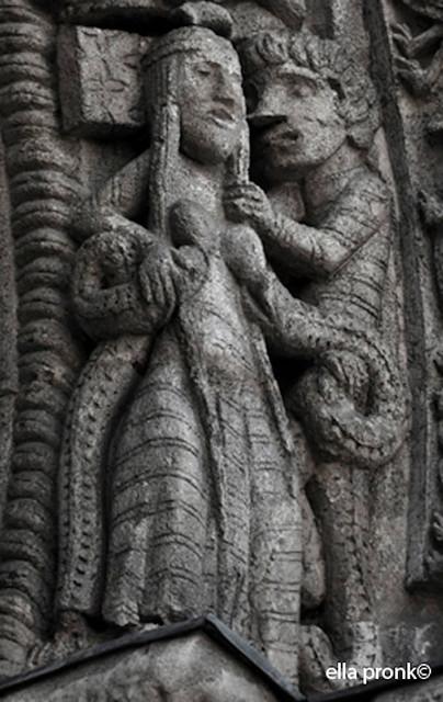 2010-10-17 Bordeaux, église Sainte Croix, Gironde, Aquitaine, France 40