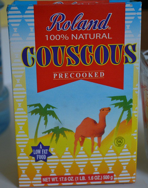 couscous box