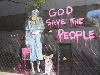 Mr Brainwash Queen