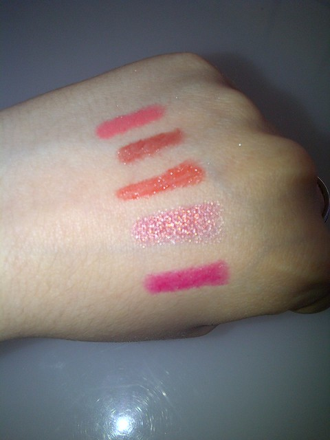 annabelle lip swatch