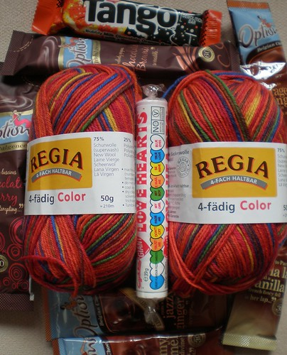 Regia sock wool