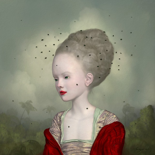 Ray Caesar  Crown Of Flies
