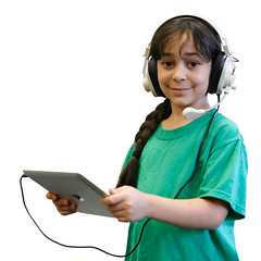 Headsets for Mobile Learnign Devices