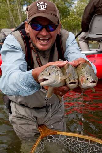 Photo and video fly fishing triple plays orvis news for Bitterroot motors missoula montana