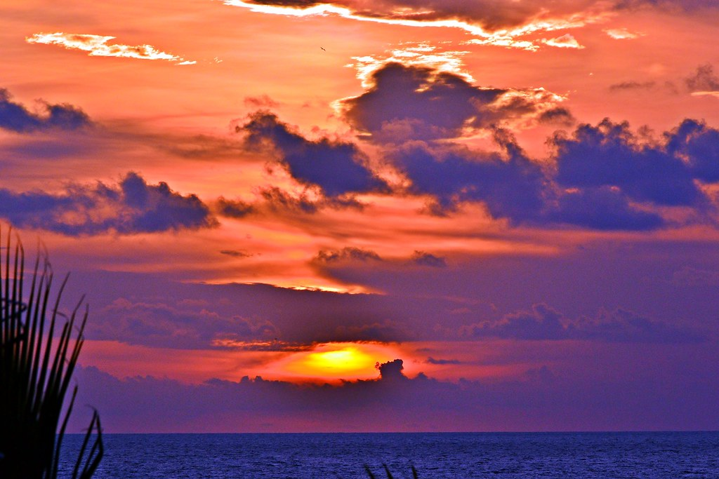Tulum Sunrise June 14, 2012