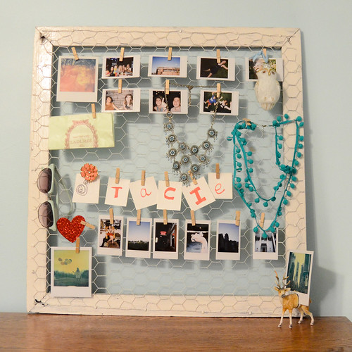 what to do with old picture frames