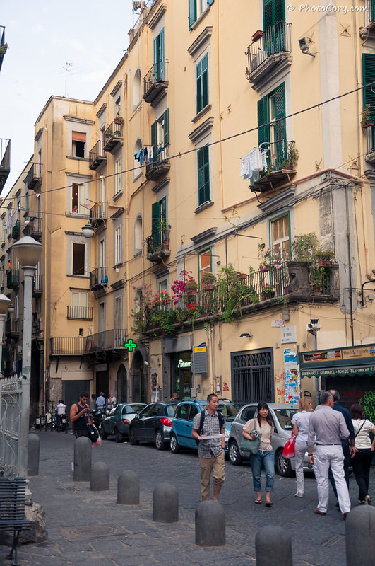 Napoli Old Center