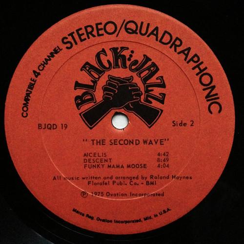 Roland Haynes - Funky Mama Goose