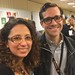 Natalia Vivas & Jorge Arango by jarango