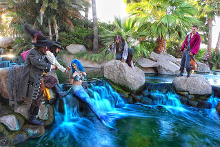 Pirates of the Caribbean Moon Mermaid Aime-Lance Jaze (JazeCosplay)