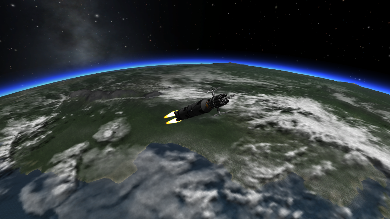 LOKI Orbital Kinetic Bombardment Weapon (8 rounds) - The ...