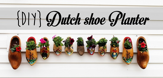 DutchShoePlanter