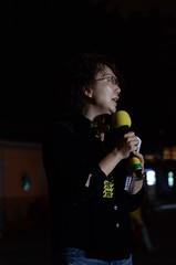 台大社會系副教授范雲。攝影:吳宗泰