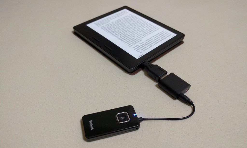 Kindle Oasis BT