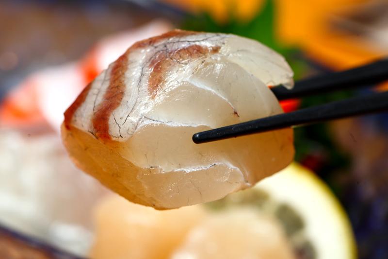 Suzuki Fish Sashimi