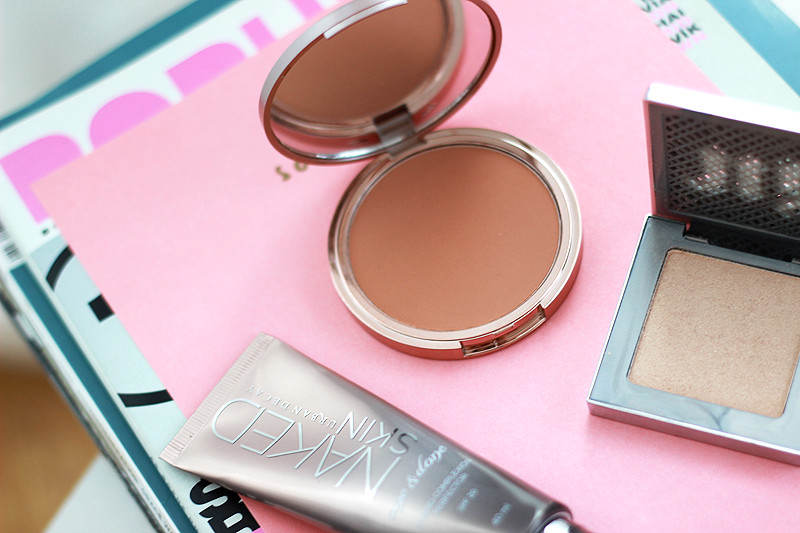 Urban Decay Summer 2016 Review and Look