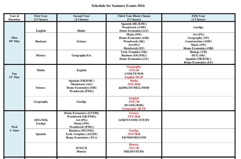 summer test 1