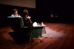 Lennart Booij (Stedelijk Museum Amsterdam) bij ArtTube on Stage