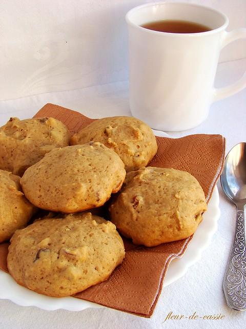 мягкое пряное печенье 1