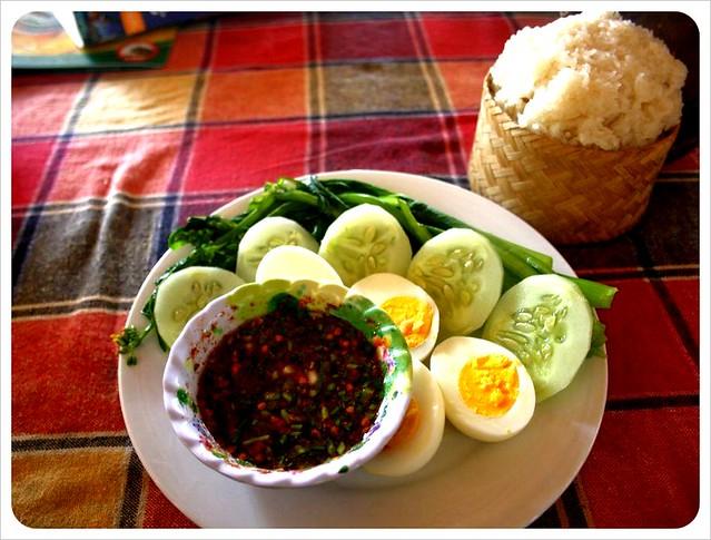 laos breakfast