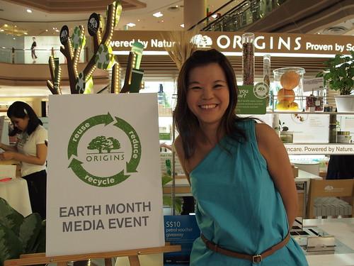 ATGAB/Origins Earth Month Celebration