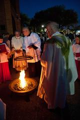 Easter Vigil - April 07 2012
