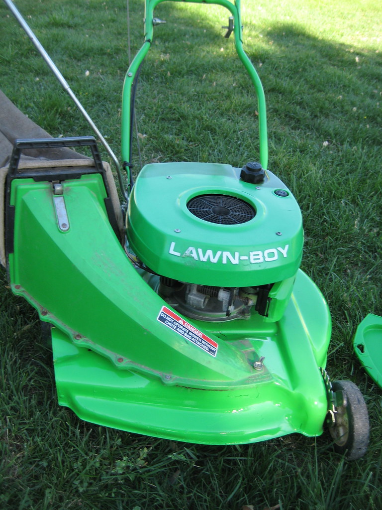 the lazy mower The lazy mower: is it really worth it if there was one thing the folks at  innovative products inc (ipi) knew well, it was how to come up with useful and  unique.