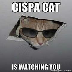 CISPA Cat