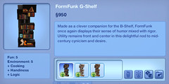 FormFunk G-Shelf