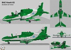 BAE Systems Hawk 65 (v1.0.0) by Snuffwuzz (Ali)