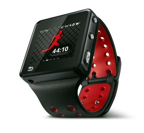MOTOACTV monitor fitness running