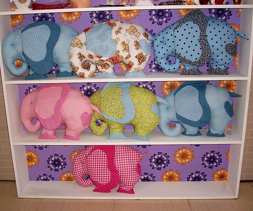 Elefantes by coisasdamoise (Alair)