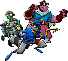bentley, murray, and sly cooper | the cooper gang