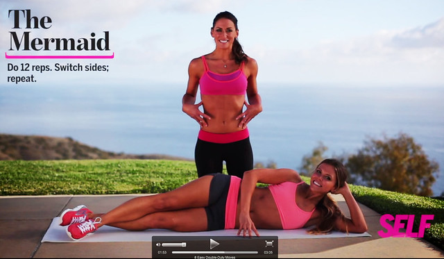 SELF-MAGAZINE-TONE-IT-UP-GIRLS-DROP-10-CHALLENGE-KATRINA-HODGSON-KARENA-DAWN-TONEITUP-DROP10CHALLENGE-MERMAID